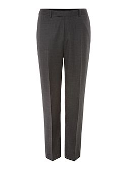 Men's Howick Tailored Crawford Birdseye Suit Trousers