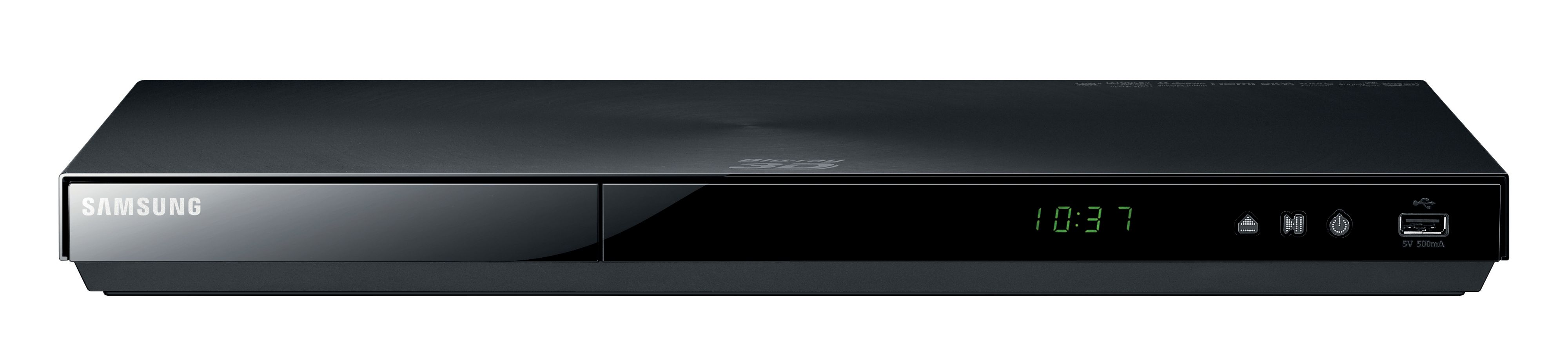 Samsung BD-E6100 3D Smart Blu-ray Player with Built-in Wi-Fi