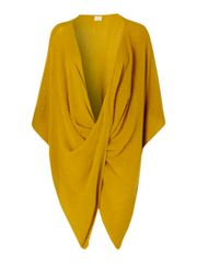 Linea Weekend Lightweight asymmetric wrap