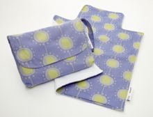 Nappy Purse and Change Mat