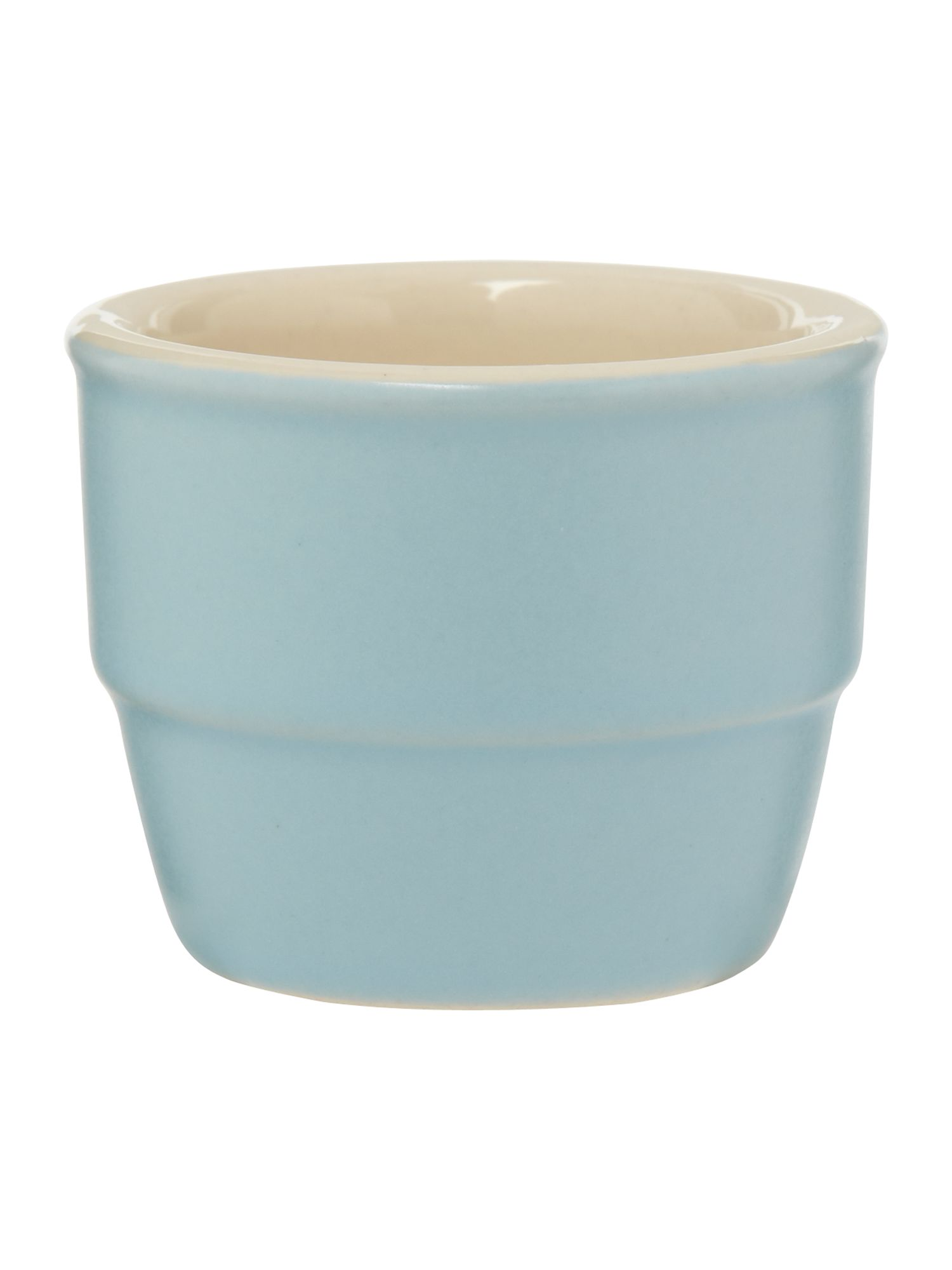 Maison egg cups set of 4, pale blue