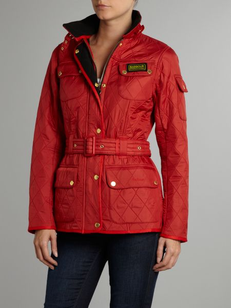 Barbour International Polarquilt Jacket