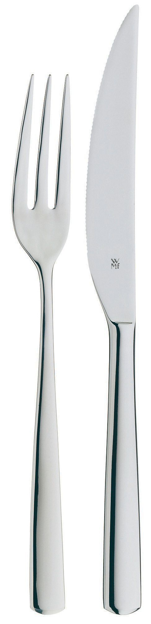 Bistro steak knife & fork 22 cm