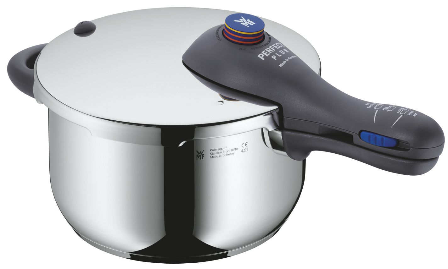 Perfect plus pressure cooker 4.5 l