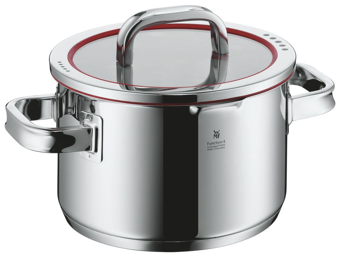 Function 4 high casserole with lid 20cm