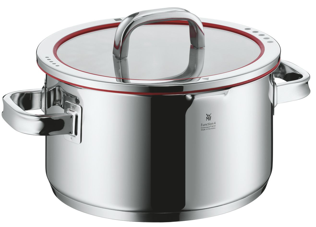 WMF WMF Function 4 high casserole with lid 24cm