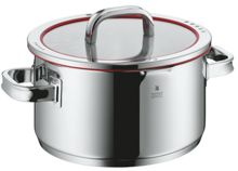 WMF Function 4 high casserole with lid 24cm