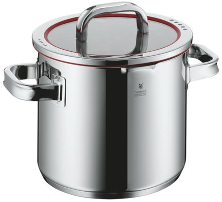 WMF Function 4 stock pot with lid 20cm