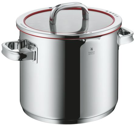 WMF Function 4 stock pot with lid 24cm