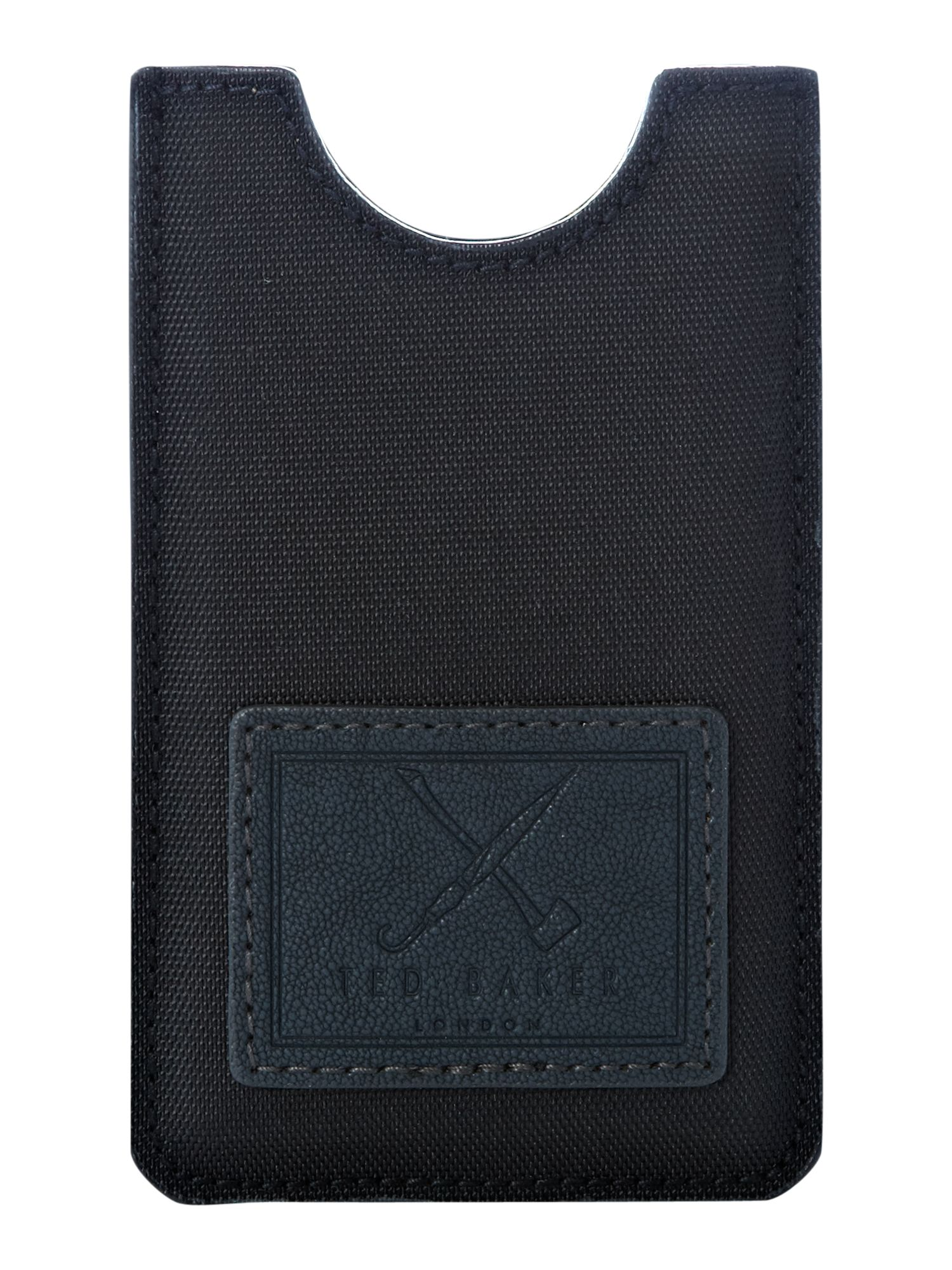 Panelled smartphone case