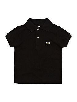 Boys Short-Sleeved Classic Polo Shirt