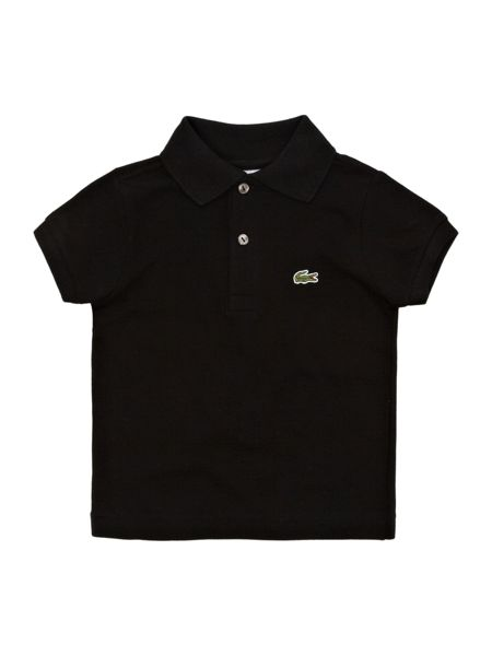 Lacoste Boys Short-Sleeved Classic Polo Shirt
