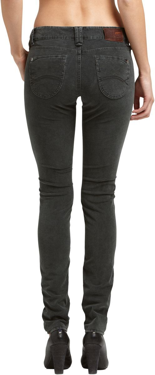 Skinny leg, denim jean with stretch for comfort.