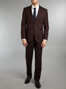 Single breasted mohair formal suit