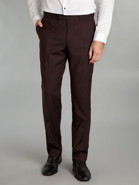 Patrick Cox Single breasted mohair formal suit