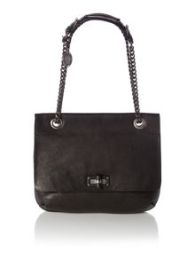 Happy chain front detail crossbody
