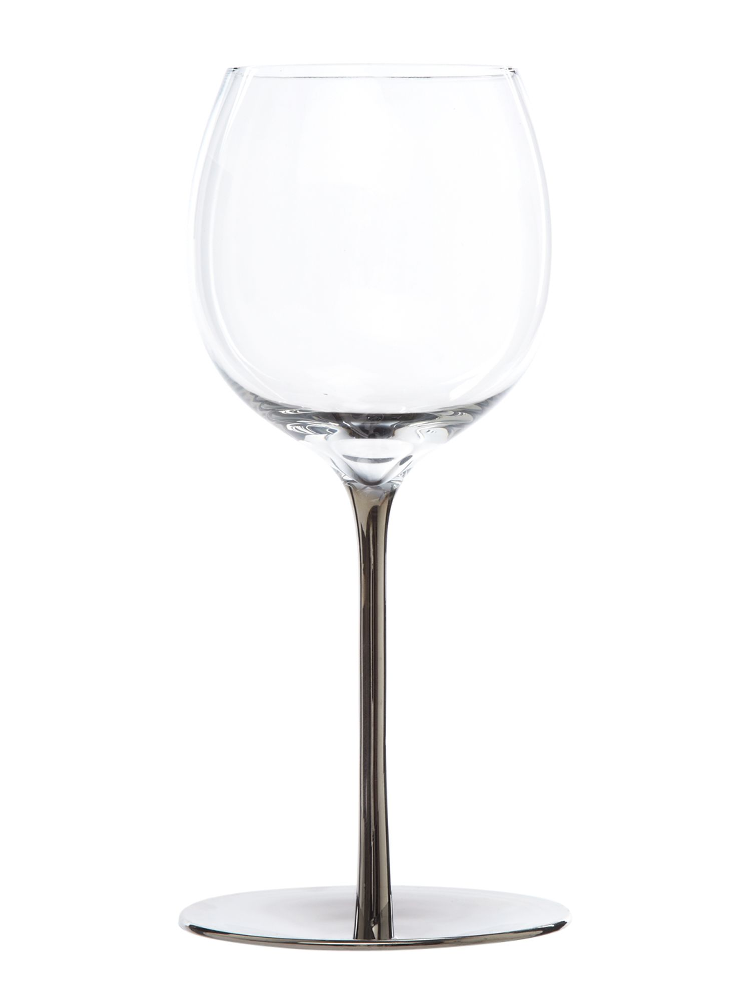 Wobble wine glass