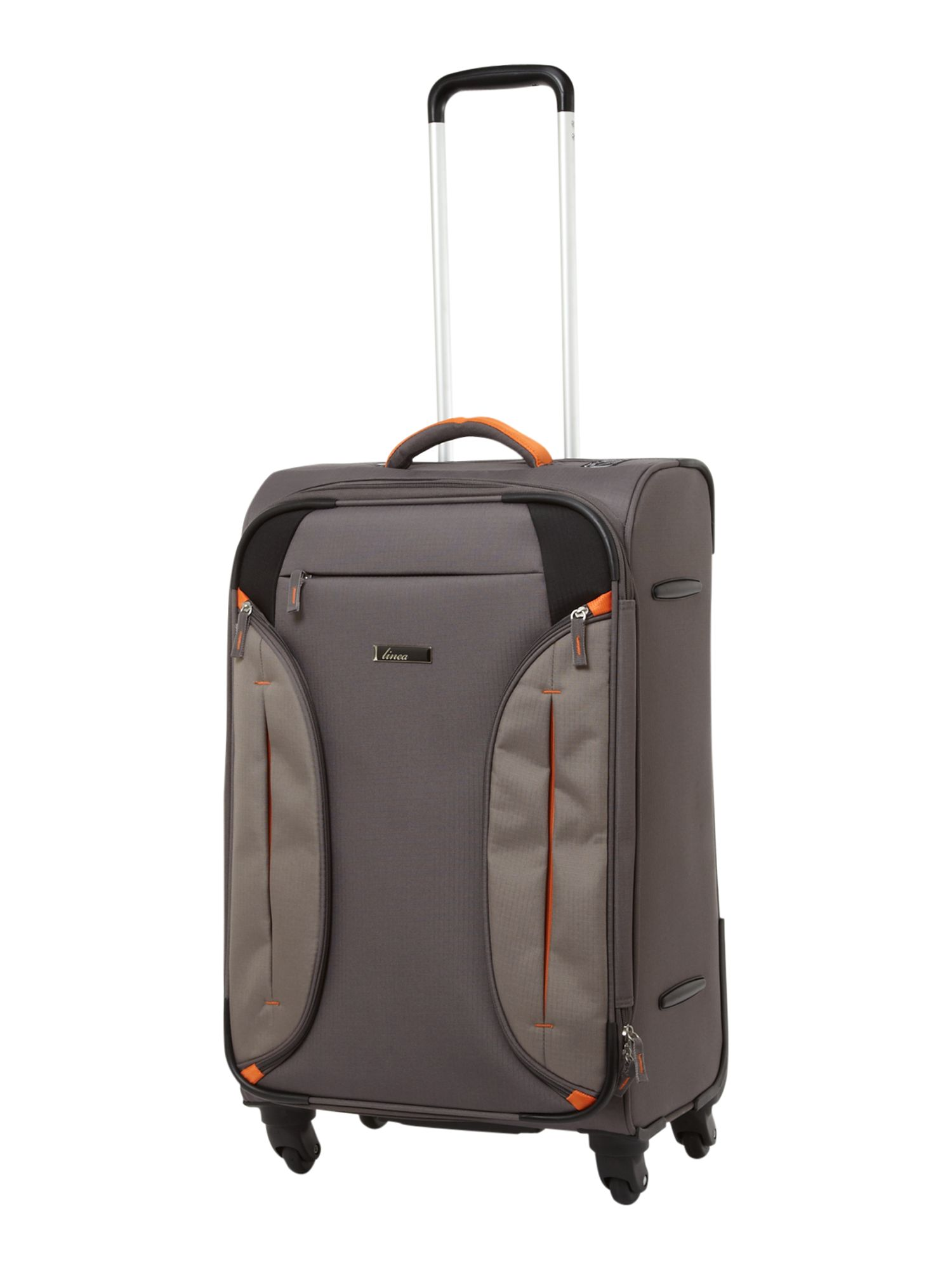 Ultralite 65cm grey framed upright case