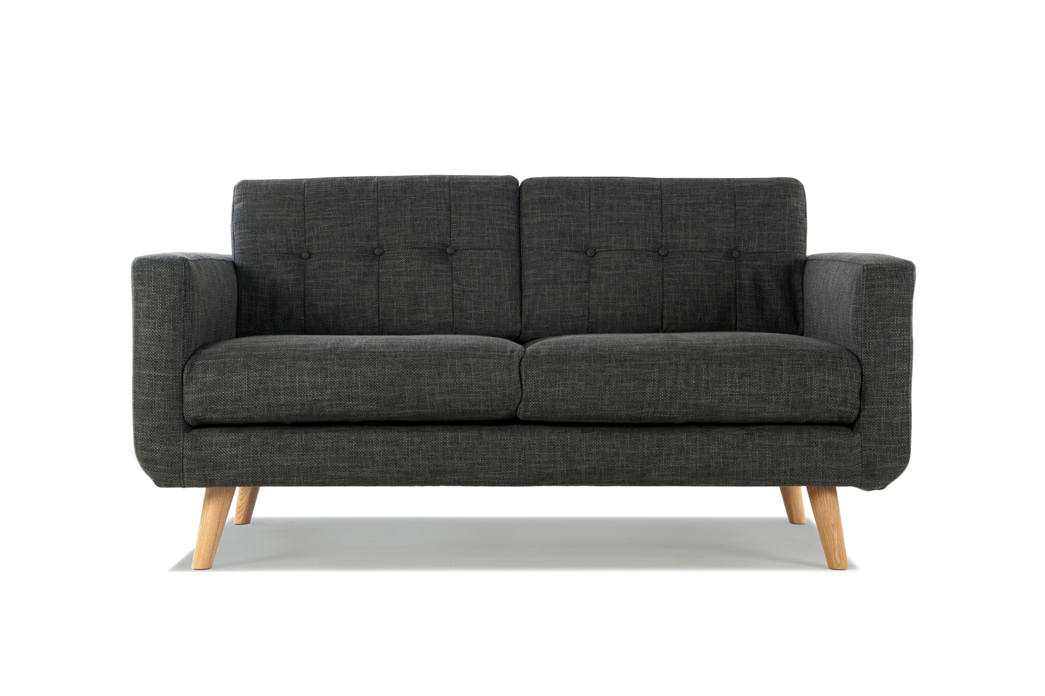 Lennox medium sofa grey