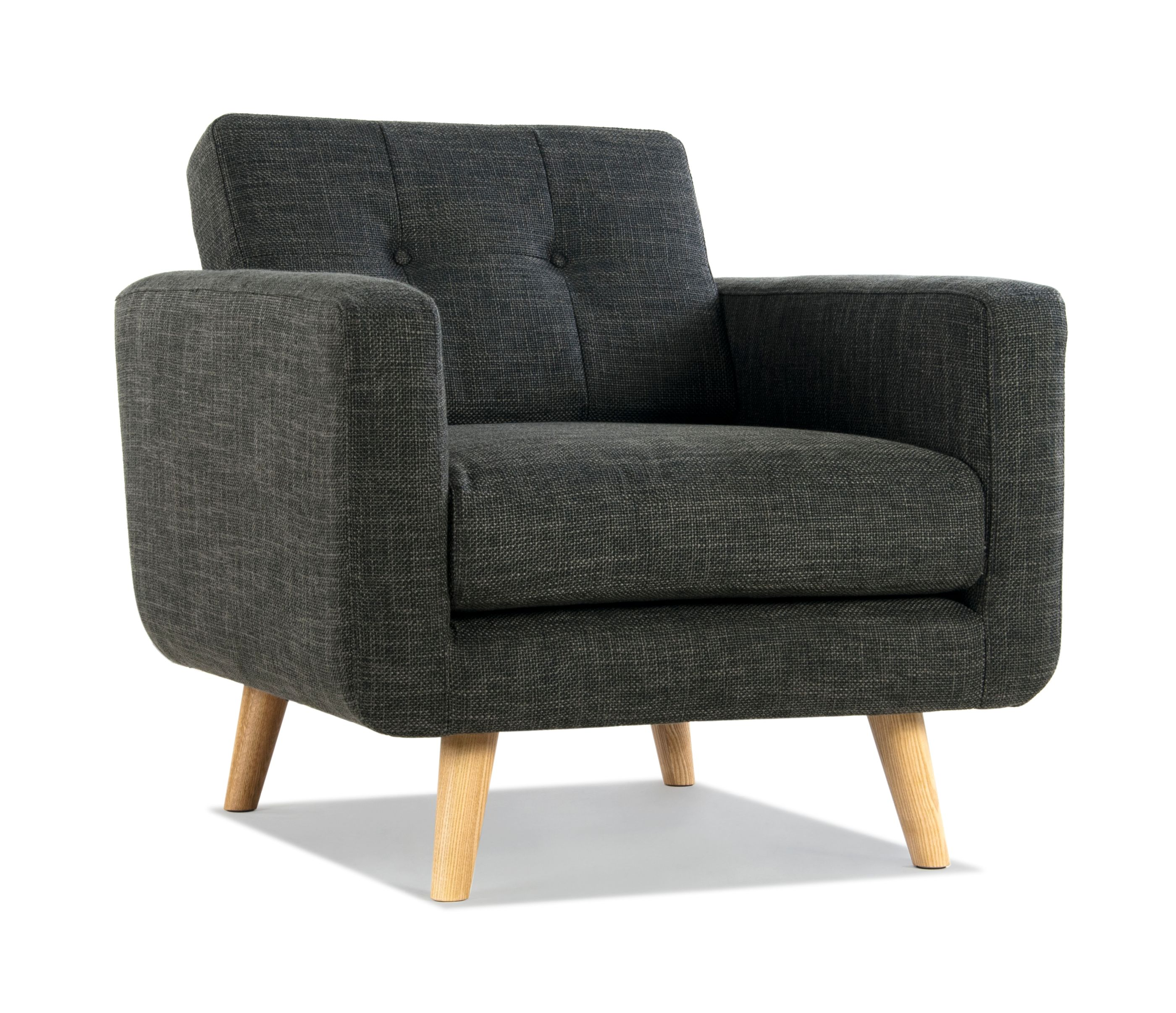Lennox chair grey