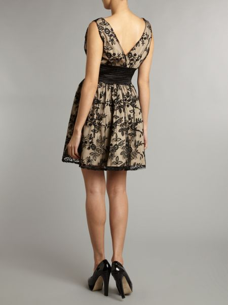 Sodamix Lucy lace party dress