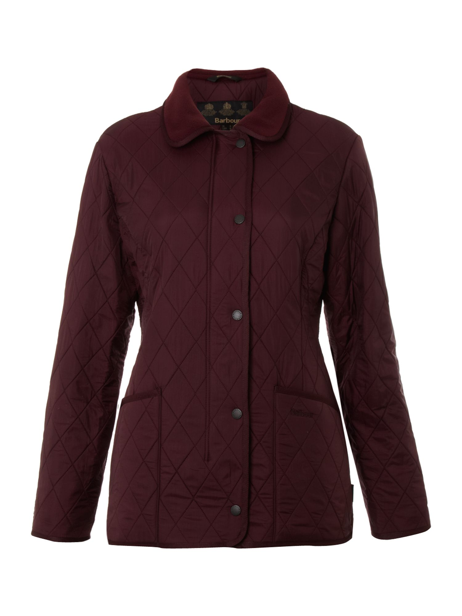 Ladies polarquilt jacket