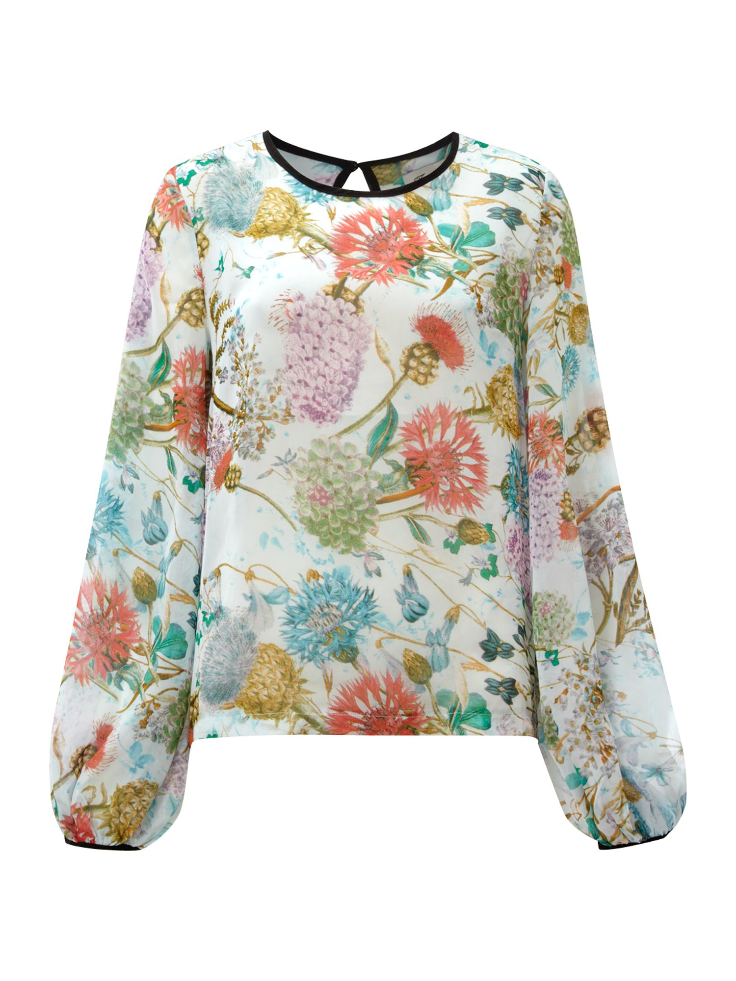 Women's True Decadence True decadence long sleeve top, Multi-Coloured