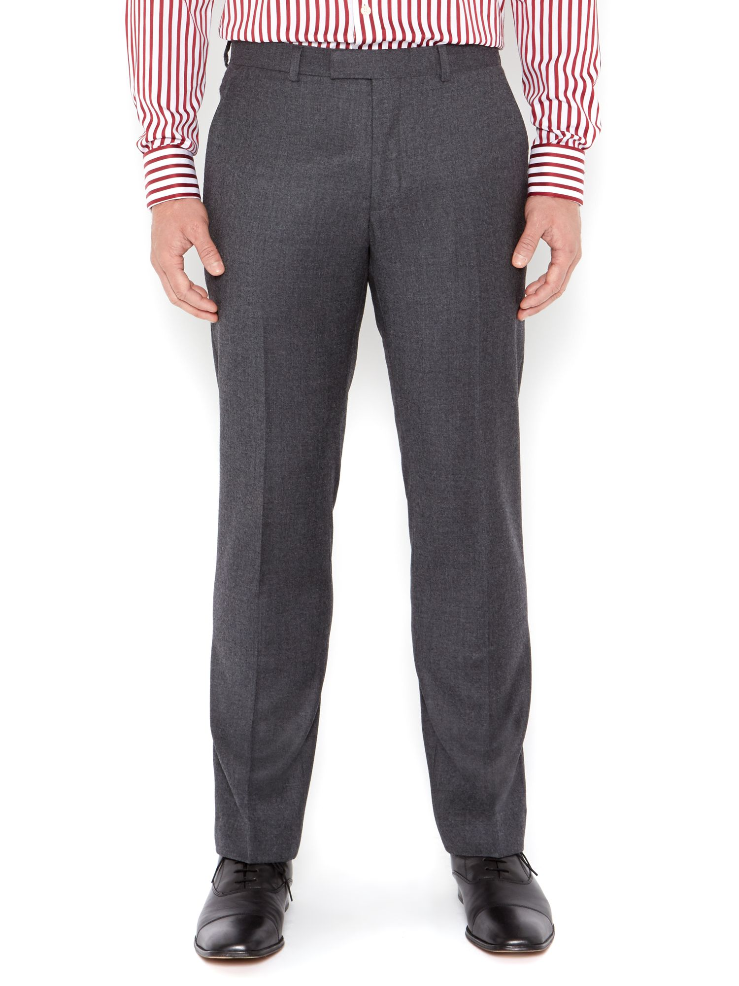 Queensbury Flannel Suit Trouser