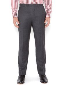 Queensbury flannel suit trousers
