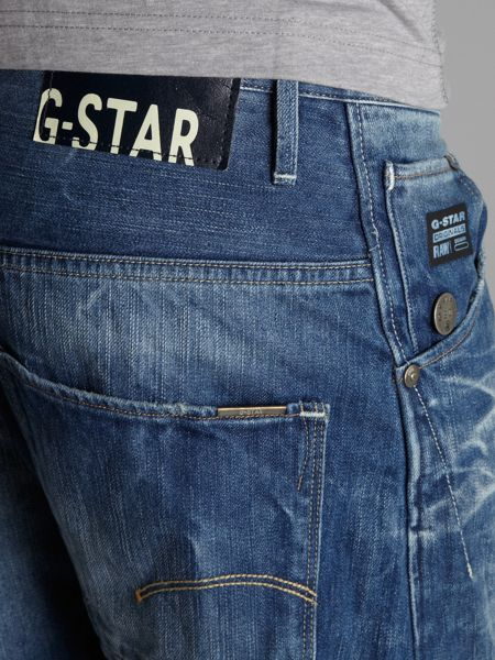 G-Star Arc 3D loose tapered jeans