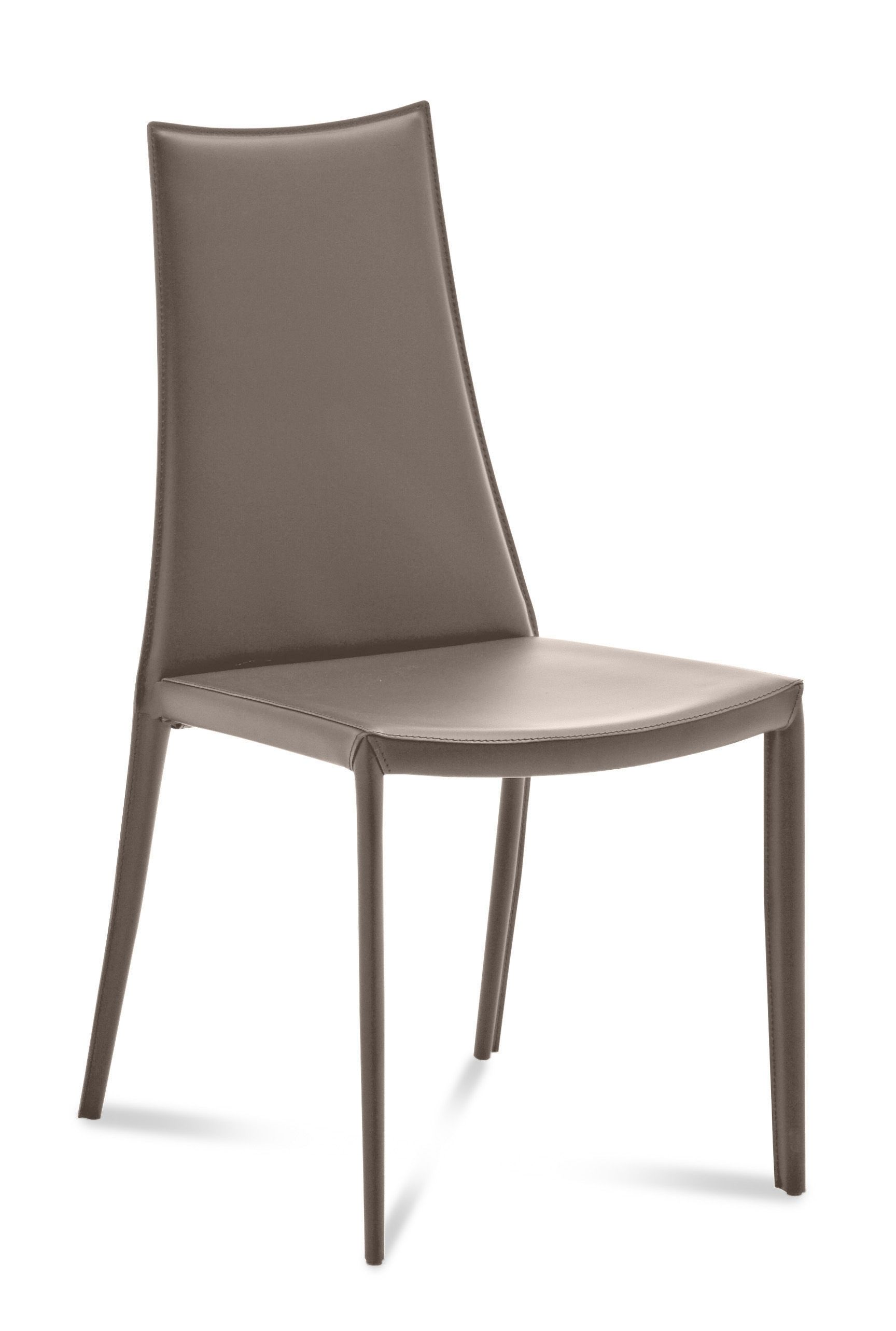 Fitzroy High Back Dining Chairs Pair
