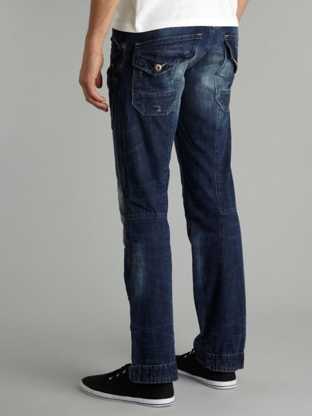 G-Star Skiff 5620 3D tapered jeans