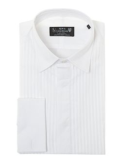 Fulham Wing-Collar Dress Shirt