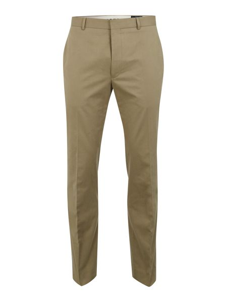 New & Lingwood Buckden Cotton Satin Trousers