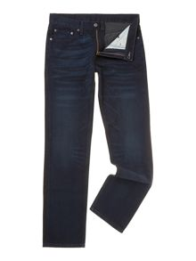 511 slim fit midnight oil jeans