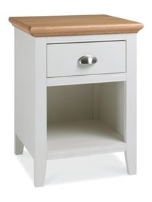 Linea Etienne 1 drawer bedside table