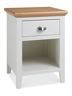Etienne 1 drawer bedside table