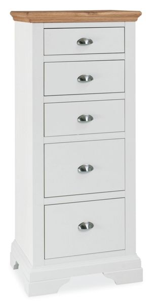 Linea Etienne 5 drawer tall chest