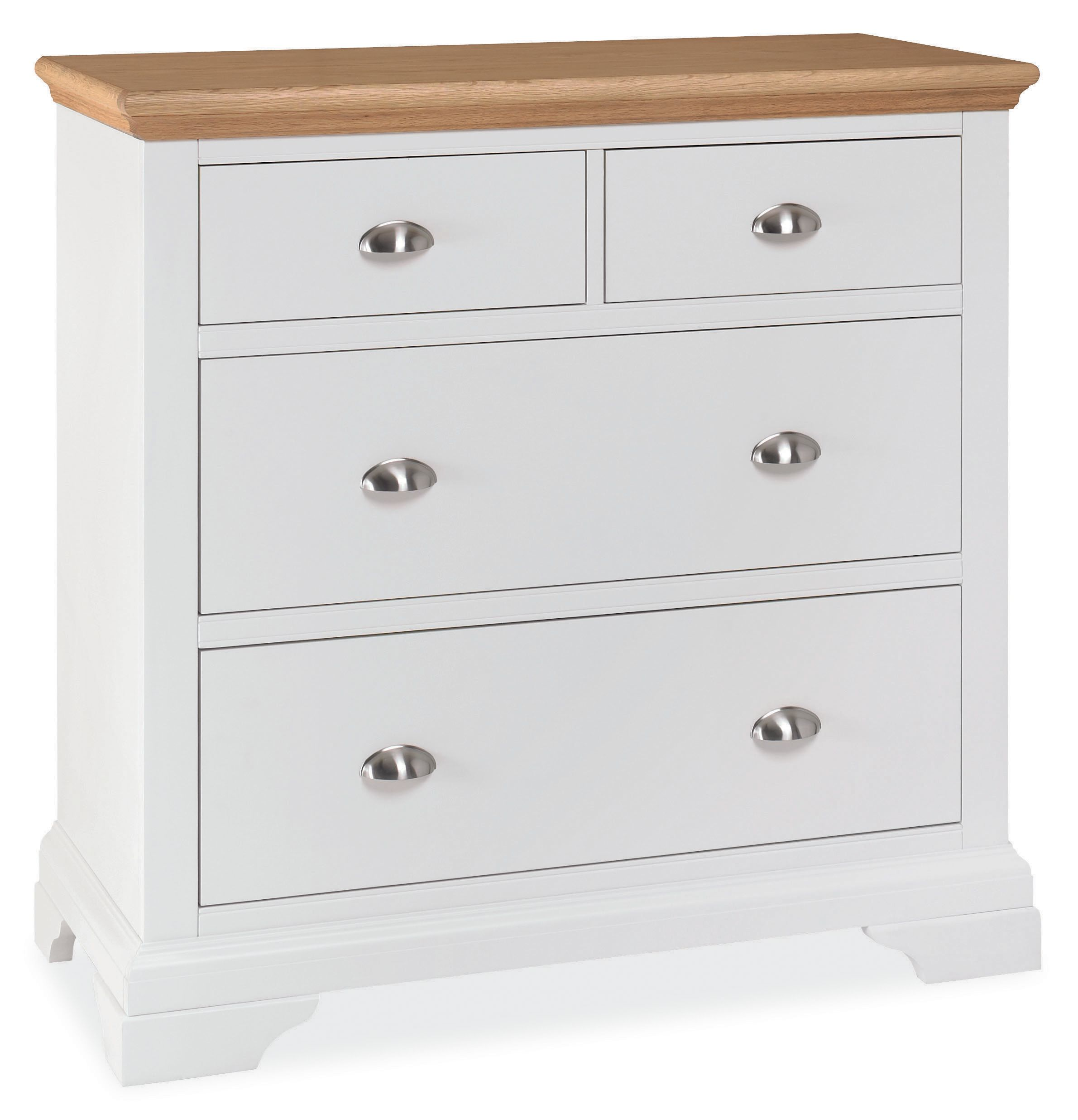 Etienne 2 + 2 drawer chest