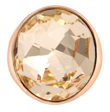 18ct Rose Gold Plated Cocktail Ring