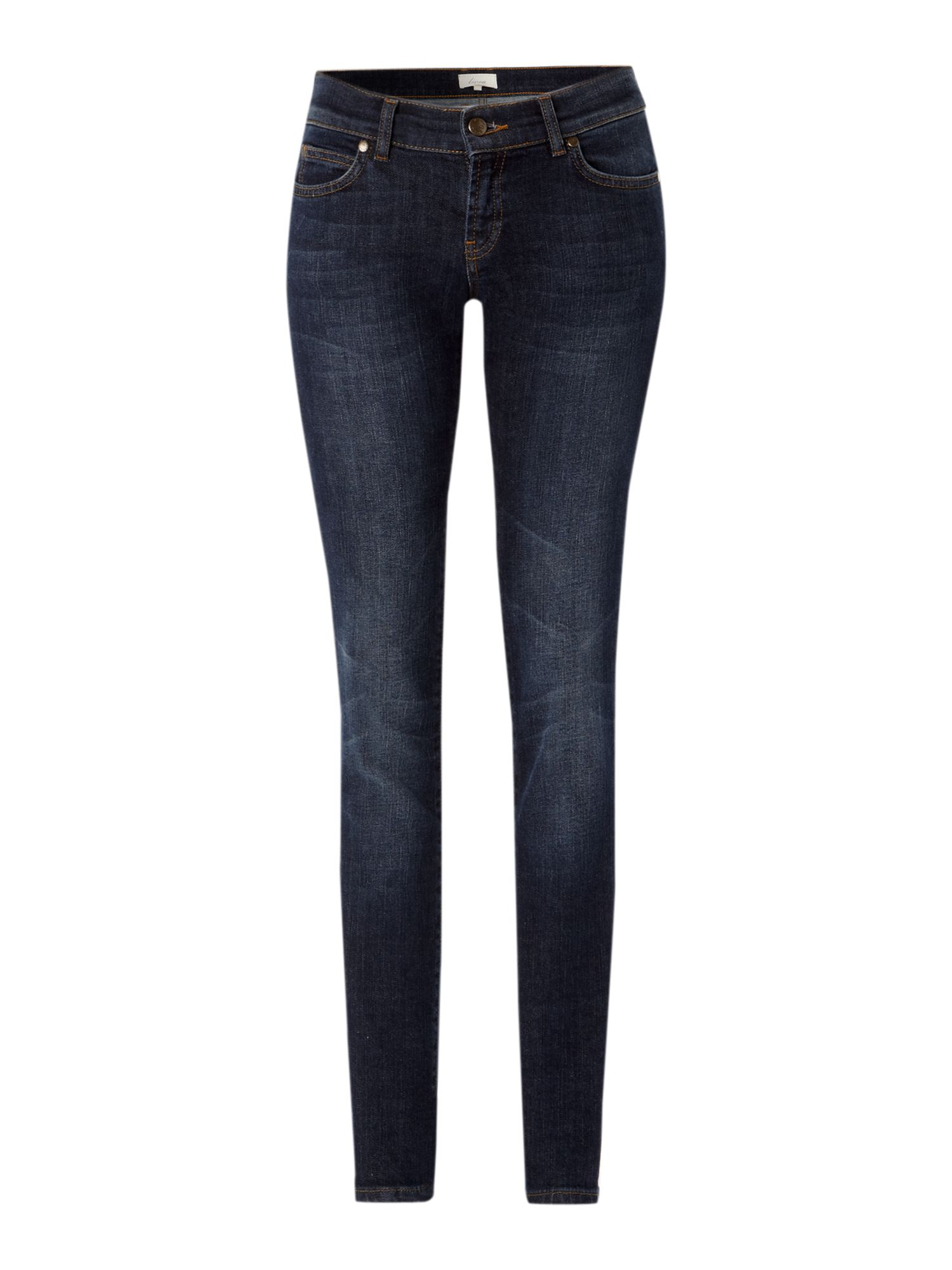 Ladies slim leg jeans