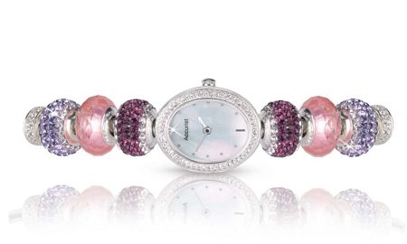 Charmed by Accurist LB1461 Ladies Watch