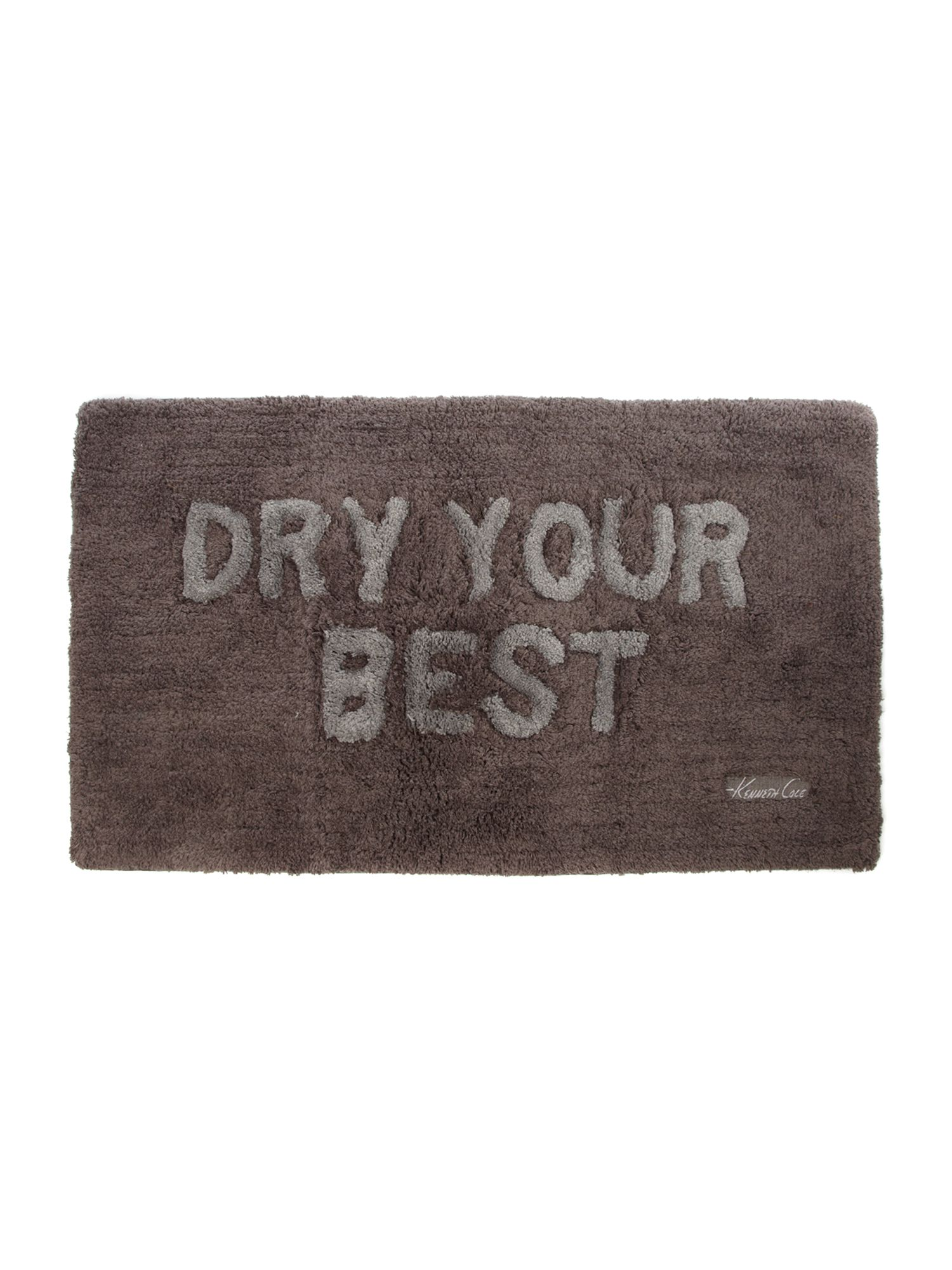 Dry Your Best bath mat