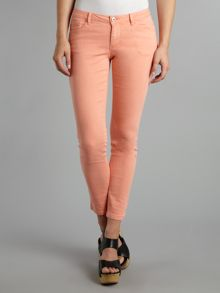7/8 coloured jeans