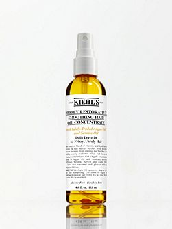 Argan & Sesame Leave-in Hair Oil Concentrate
