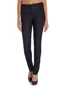 Salsa Secret Push-In skinny jeans in Rinse