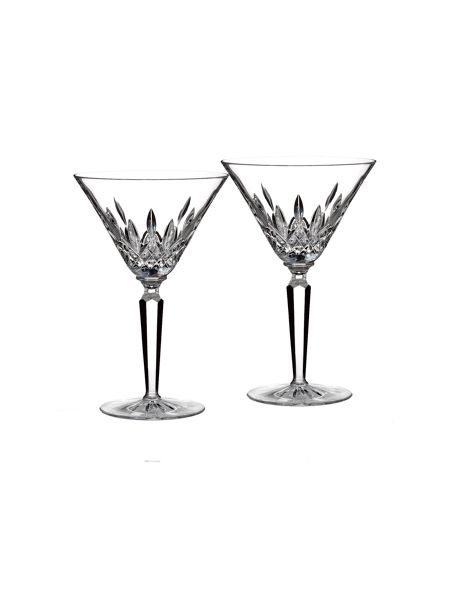 Waterford Classic lismore cocktail glass, set of 2