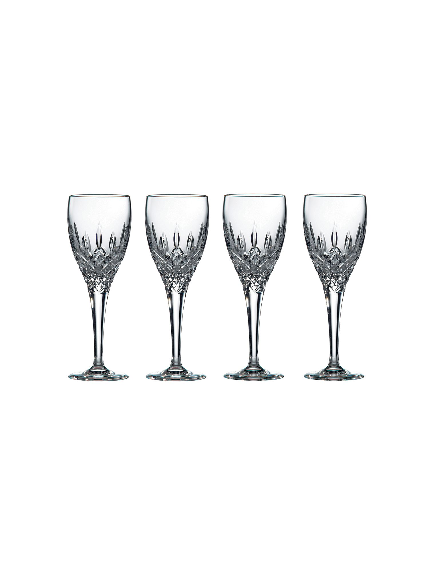 Click to view product details and reviews for Royal Doulton Highclere Sherry Glass Set Of 4.