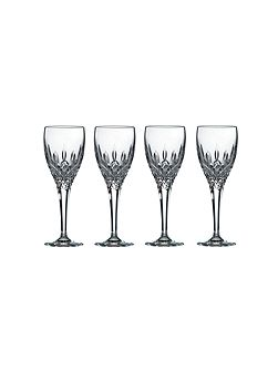 Highclere sherry glasses box of 4