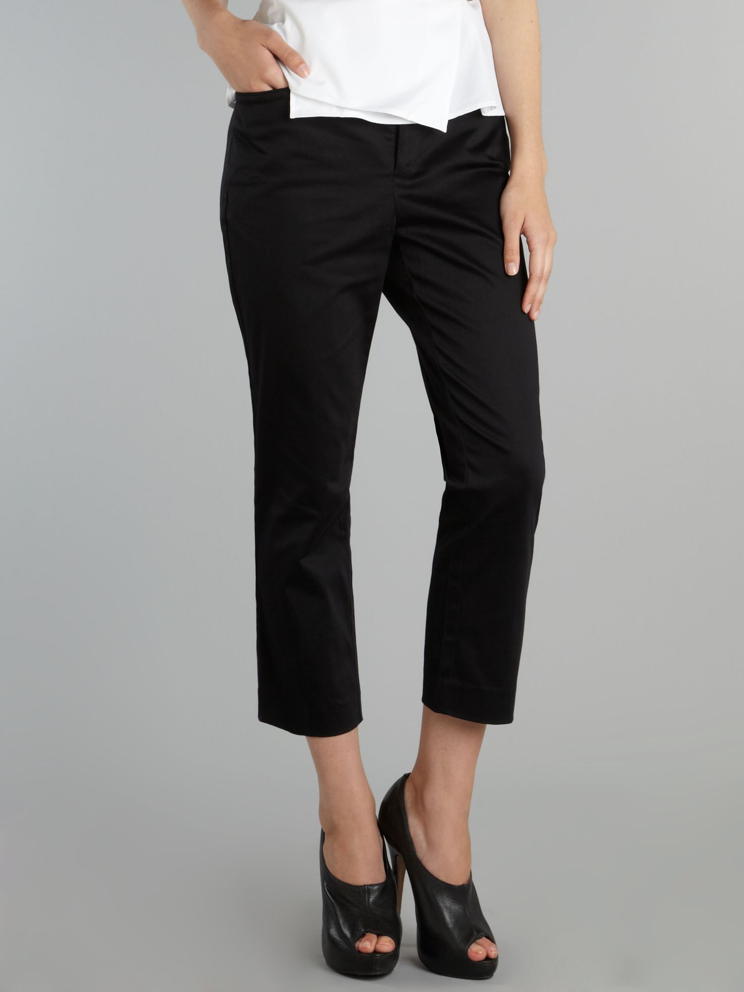 Catlin slimming crop trouser